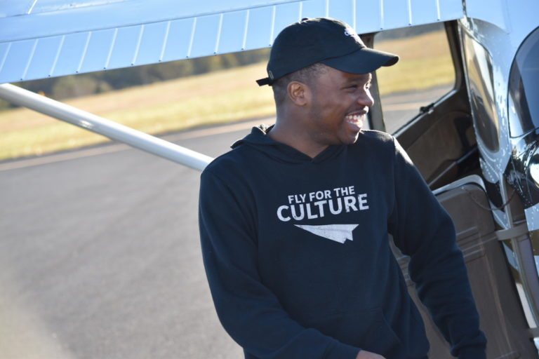 Bringing Different Cultures Together Through the Love of Aviation